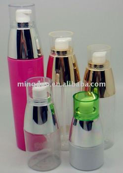 PET cosmetic plastic bottle