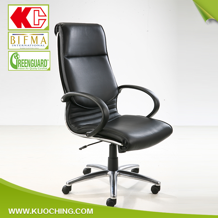 New Product Executive Swivel Leather Office Chair Back Pain