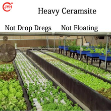 export to Japan best selling heavy Leca for aquaponics farm