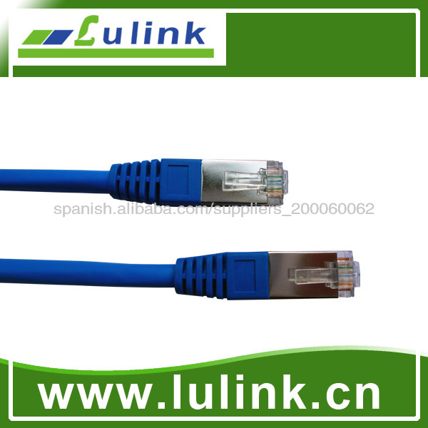 Lan cable Cat3/Cat4/Cat5/Cat5e/Cat6/Cat6a/Cat7 Patch Cord For Network Communication