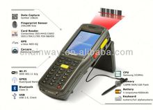 Industrial:RFID Handheld Reader-WIFI UHF RFID Parking Ticket Machine