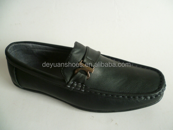 new design men leather shoes & dress shoes