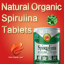 Private Label Weight Loss Pills Organic Spirulina Tablets in Bulk