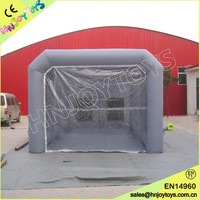 Large Portable Inflatable Painting Booth,Auto Spray Booth Rental