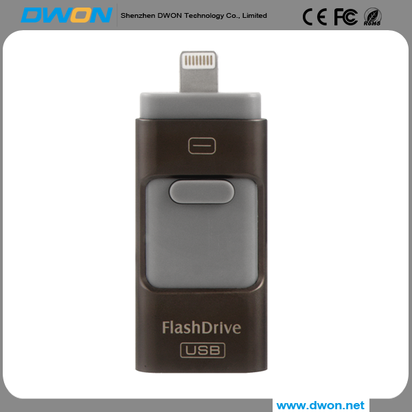 Factory Price USB OTG high quality flash drive for smartphone enlarging the capacity as thanks giving gift