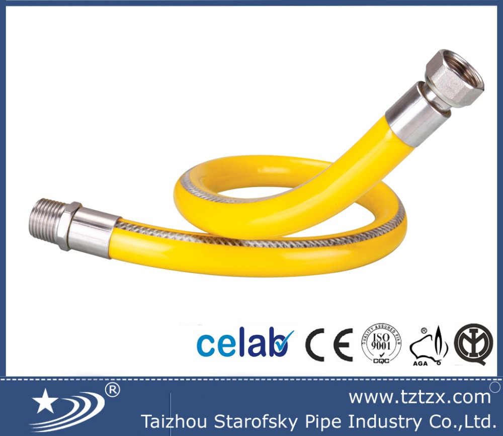IMQ 14800 SUS corrugated flexible gas tubing pipe