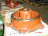 iron casting pump body