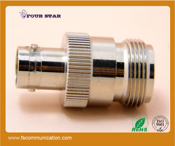 N Female to BNC Female Connector rf adapter