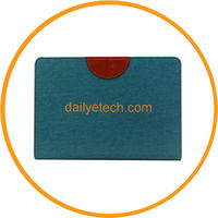 Wholesale Fashion Jeans Style Wallet Flip Stand Leather Smart New Case for iPad Mini from Dailyetech