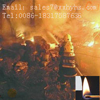 100% cotton antifire garment for firefighter