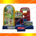 New cartoon fisher price inflatable castle