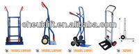 Hand metal truck hand pull cart trolly for sale moving dolly