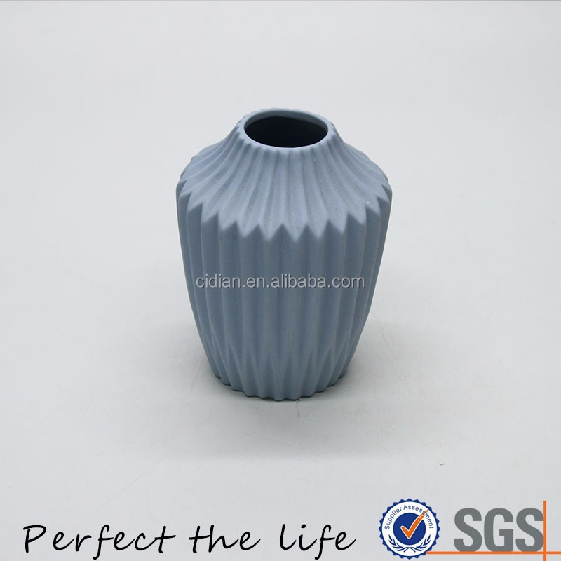 Antique fashion design Ceramic Flower Vase for decor