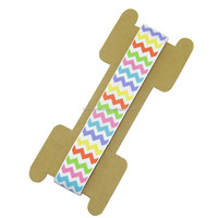 Newest new products garment zig zag natural ric rac ribbon
