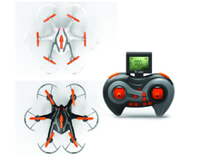 Wholesale 2.4G 6-AXIS Aircraft Mini Small Hover Drone Factory Price GPS Drone With 2 mega For Baby Playing