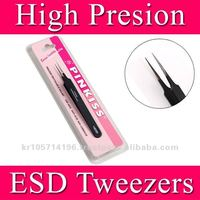 PINKISS tweezers for eyelash extension (ESD 14)/eyelash extension
