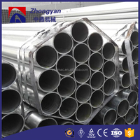 China supplier 150mm diameter api 5l carbon steel gi pipe with best price