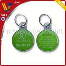 promoting series number key tags