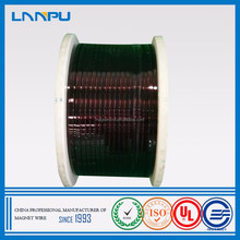Best Price Polyester 0.10mm Rectangular Enamelled Copper Wire