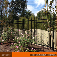 Steel fence design,steel fences and gates,steel fencing manufacturers