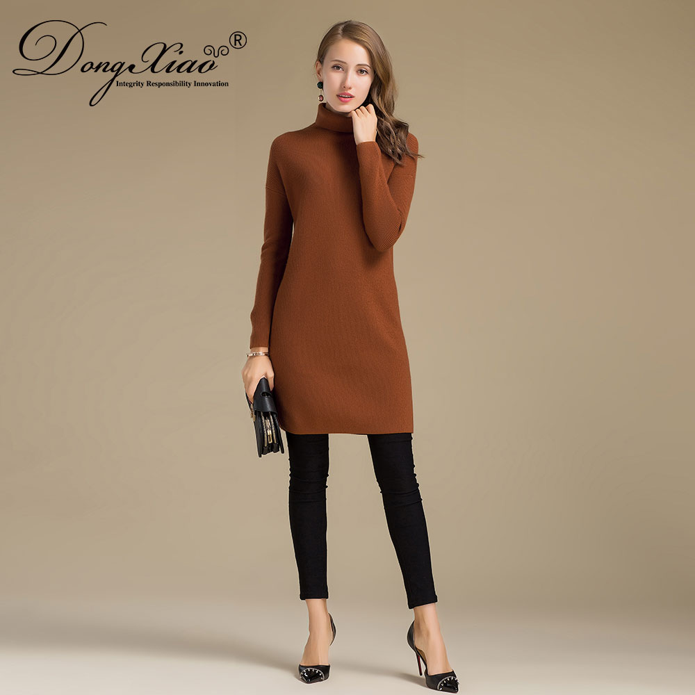China Customize Fashion White Roll Neck Jumpers Long Sleeves Cashmere Wool Women Knitted Sweater