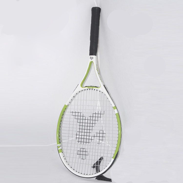 High Quality Aluminum Custom One Piece Tennis Racket