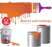 odor-less eco-friendly Interior Wall Emulsion Paint