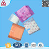 disposable free sample winged sanitary napkin with competitive price