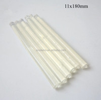 11mm*180mm Italian Keratin Glue Stick for fusion human hair extension tools, used with glue gun or melting glue hot pot