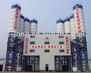 Batching CLS-150 Concrete Mixing Plant