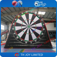 5mH/16.5ft H inflatable dart game/inflatable soccer darts,giant inflatable foot darts for sale,giant inflatable dart board