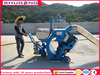 CE /ISO Approved Factory Price China Floor Road Shot Blasting Machine Blast Abrator