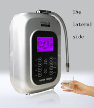 Alkaline water ionizer Acidic water softener with 8 level pH water with Japan platinum plate, 11pH welcome use