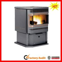 indoor burning stoves and fireplaces