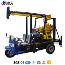 XY-200T High Quality & Portable Tricycle Used Drilling Machine For Sale