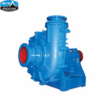 Type ZZ Centrifugal Slurry Pump/High Resistance and low pressure pump pump