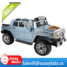 Battery Power children ride on car remote control for boy jeep car JJ255