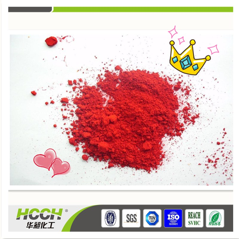PVC powder pigment red color for sale