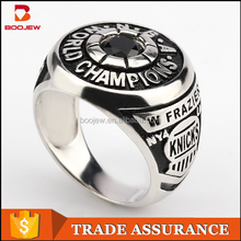 China factory wholesale custom 3D design fashion sport rings high grade cheap basketball championship rings