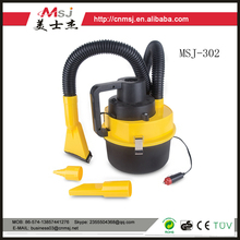 MSJ powerful auto 2016 new hot sale vacuum cleaner(aspirator)