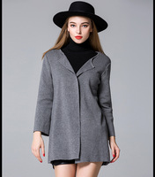 2015 Women new fashion dress knit coat causal joker poised long sweater sweater long sleeved simple cardigan 568