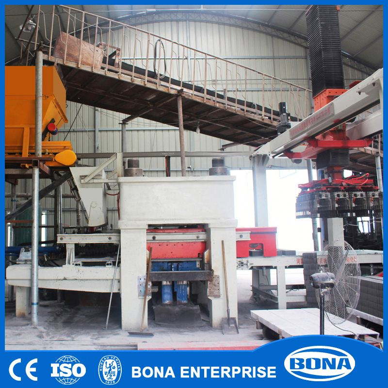 List Building Construction Equipment Fully Automatic Concrete Block Making Machine Stl 1000