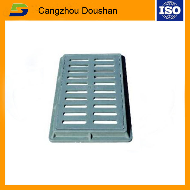 Best price ductile iron /grey iron grating/grate/grid drain trench cover/EN124 manhole cover
