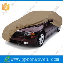 Waterproof Outdoor Windshield nonwoven Car Cover