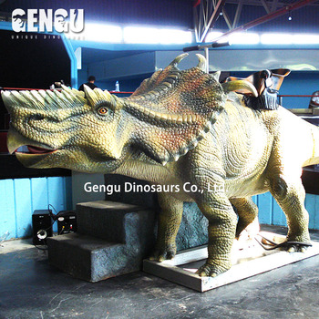 Hot Sale Kiddie Ride Dinosaur Motion Simulated Ride