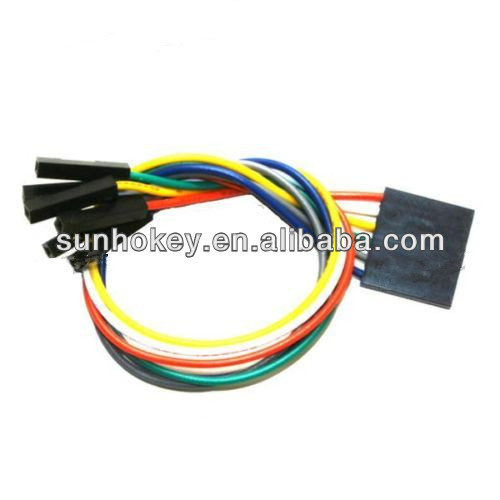 APM 2.5 6PIN Connection Cable Jumper Cable 6 Pin Individual Female 15cm