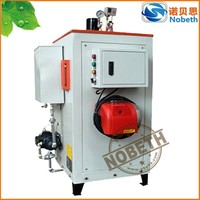 oil gas fuel fired steam free electricity boiler