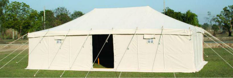 Relief Tents | Disaster Tents | Canvas Tents