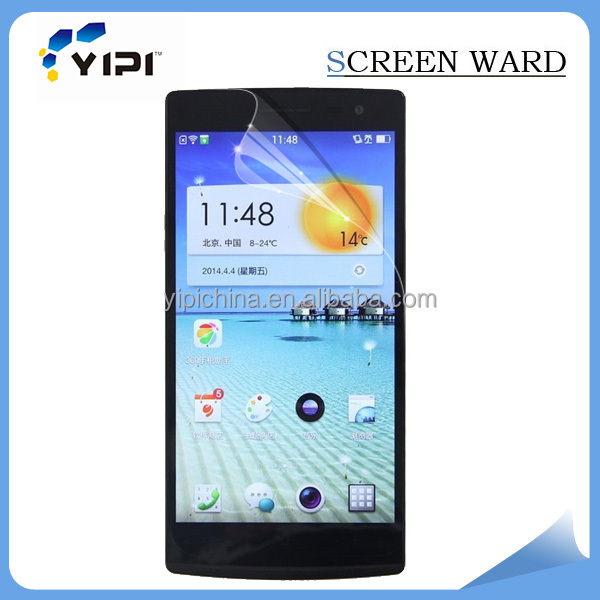 Best screen guard 98% transparency 4H hardness for Oppo find 7