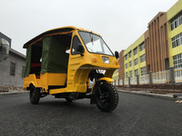 passenger truck three wheel Bajaj tricycle